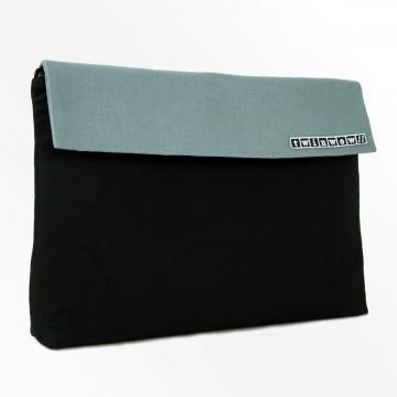 twinwow-都會工藝-細緻質感公事包-時尚黑灰
