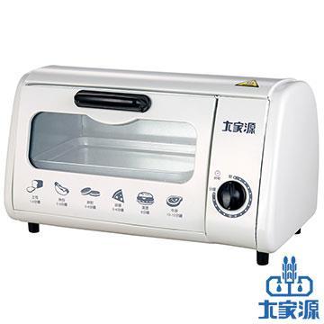 【大家源】8公升電烤箱 TCY-3808A