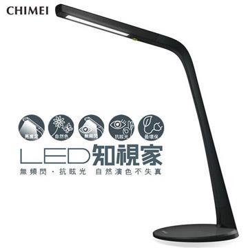 CHIMEI奇美 第三代LED知視家護眼檯燈(黑色) CE6-10C1-66T-T0