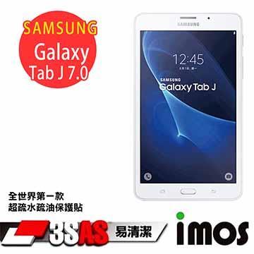 iMOS SAMSUNG Galaxy Tab J 7.0 3SAS 疏油疏水 螢幕保護貼