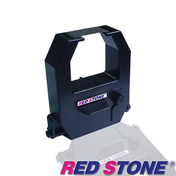 RED STONE for AMANO EX-3200.VEPTEX 895/900電子打卡鐘色帶(1組2入)黑色