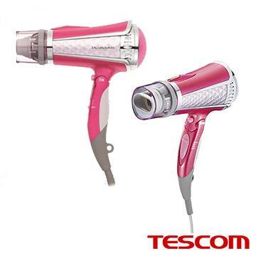 【日本TESCOM】負離子吹風機 TID960TW-P 粉
