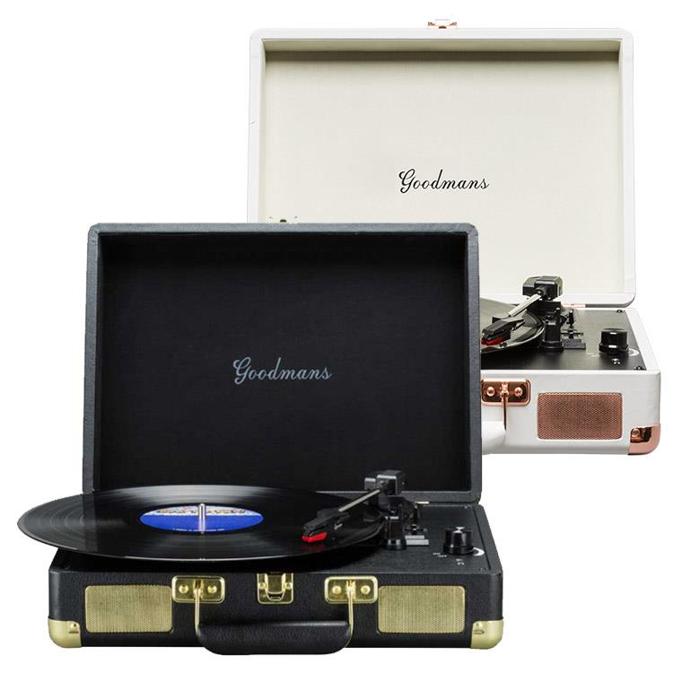 Goodmans Ealing Turntable 英國手提箱黑膠唱片機