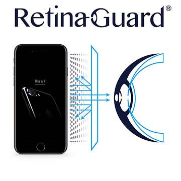 RetinaGuard 視網盾 iPhone7 4.7吋防藍光保護膜(透明款)