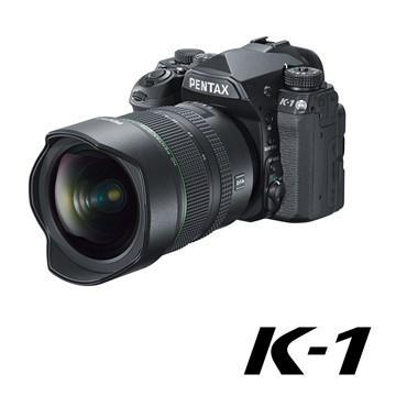 PENTAX K-1+HD15-30/2.8 全片幅廣角大光圈鏡組(公司貨)
