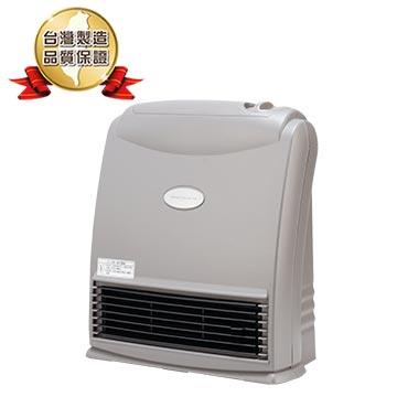 【尚朋堂】陶瓷電暖器 深灰色 (SH-8809)