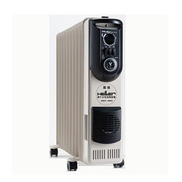 【德國 HELLER 嘉儀】10葉片式 電暖器 (KE210TF)