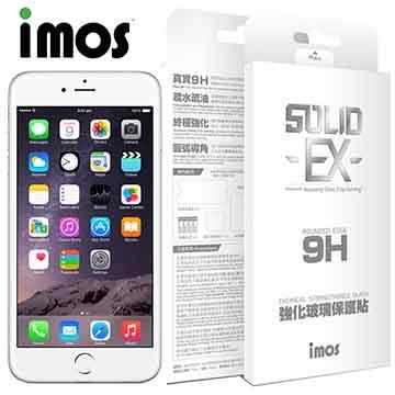 iMOS Apple iPhone 6/6S/7 4.7吋 9H康寧強化玻璃螢幕保護貼(非滿版)