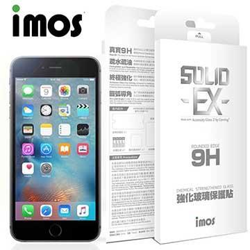 iMOS Apple iPhone 6 Plus/6S Plus 5.5吋 9H康寧強化玻璃螢幕保護