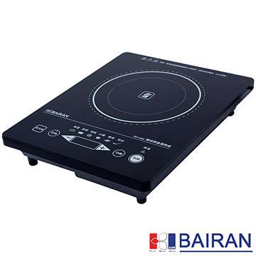 【白朗BAIRAN】微電腦觸控黑晶電陶爐 FBTI-E02