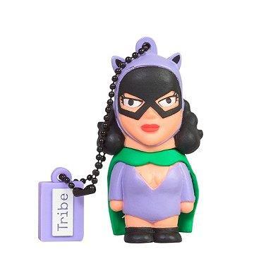 義大利TRIBE-蝙蝠俠VS超人 8GB 隨身碟-貓女(CAT WOMAN)
