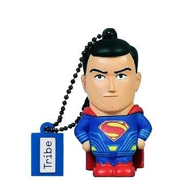 義大利TRIBE-蝙蝠俠VS超人 8GB 隨身碟-超人電影限定版(SUPERMAN)