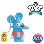TRIBE-辛普森一家 8GB 隨身碟-癢癢鼠(ITCHY)