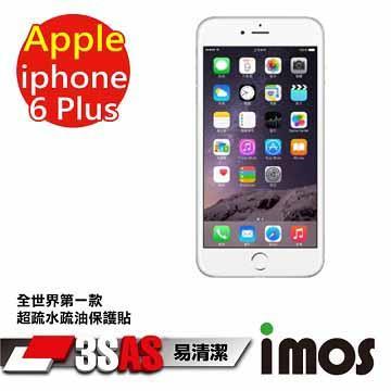 iMOS Apple iPhone 6 Plus 3SAS 防潑水 防指紋 疏油疏水 螢幕保護貼