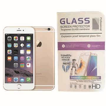 Apple iPhone 6 Plus 9H鋼化玻璃2.5D螢幕保護貼