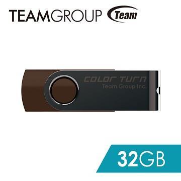 TEAM 十銓科技 E902 Color Turn 彩轉行動碟 32GB