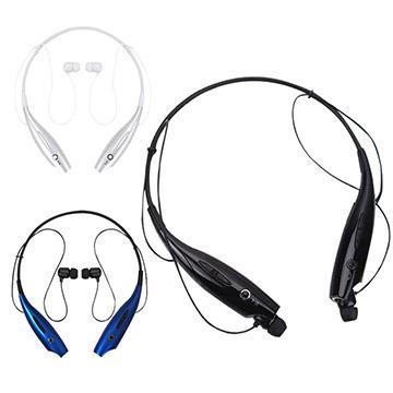 NAMO Z3運動型防汗頸掛藍牙耳機(藍芽4.0)-藍色