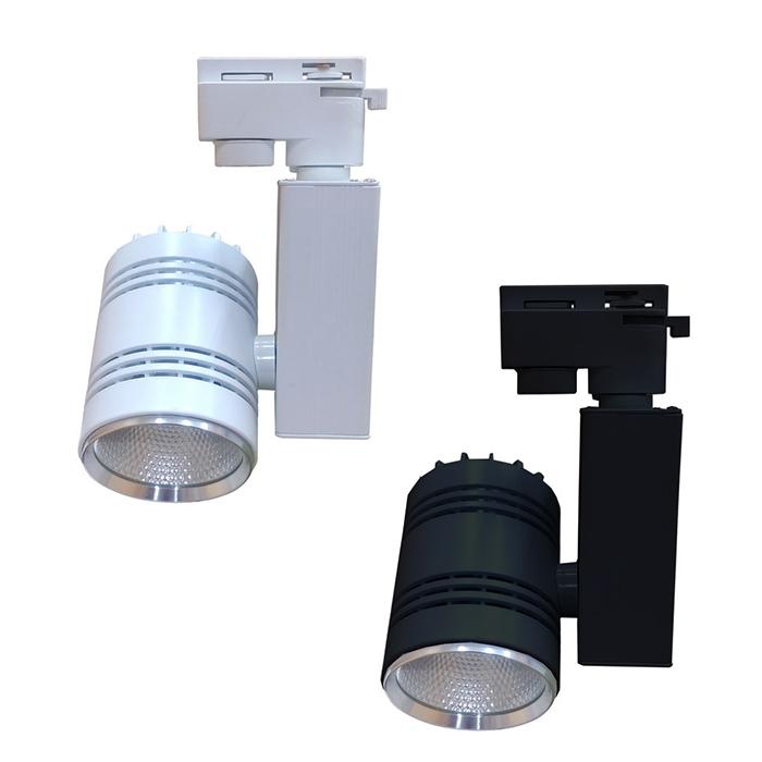 【SH】25W COB LED 白光/黃光 軌道燈(160706)