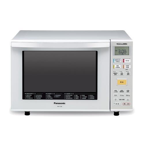 特賣【國際牌Panasonic】23L烘燒烤微電腦微波爐 NN-C236