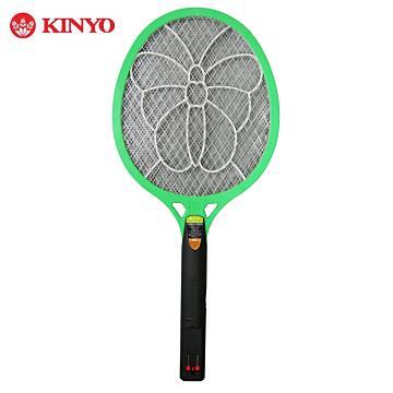 KINYO 節能環保-充電式大網面強力電蚊拍