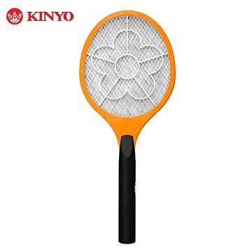 KINYO 專滅小黑蚊-特殊超密四層網電池式捕蚊拍