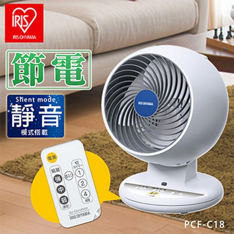 日本 IRIS 空氣循環扇 PCF-C18