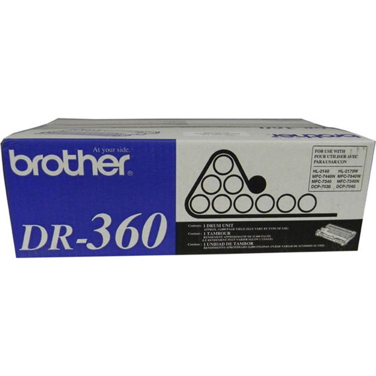 Brother DR-360 原廠感光滾筒