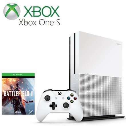 【贈遊戲片】遊戲主機 Xbox One S 1TB 公司貨