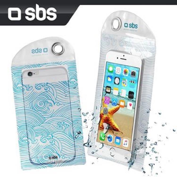 sbs Water Bag Case 5.5吋手機防水保護袋