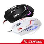 CLiptec THERIUS 2400dpi電競遊戲滑鼠