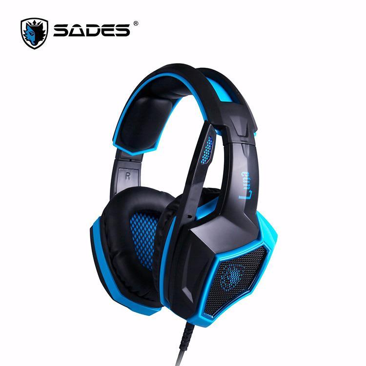 Sades Luna 狼月 電競耳麥 7.1 (USB)
