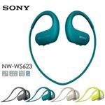 ♫4GB SONY 無線入耳頸掛耳機 NFC 防水 運動 藍芽耳機 NW-WS623 公司貨