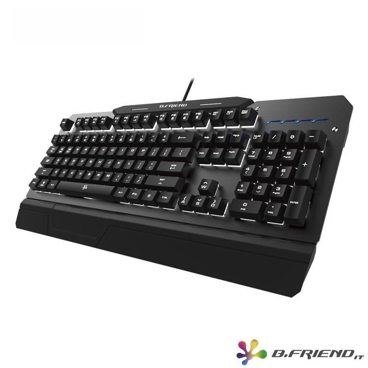 B.FRIEND MK5 有線背光機械鍵盤