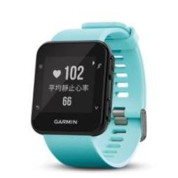 GARMIN - Forerunner® 35 GPS 心率智慧跑錶 010-01689-32(湖藍