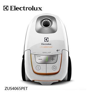 【Electrolux伊萊克斯】超靜音吸塵器ULTRASILENCE(ZUS4065PET)