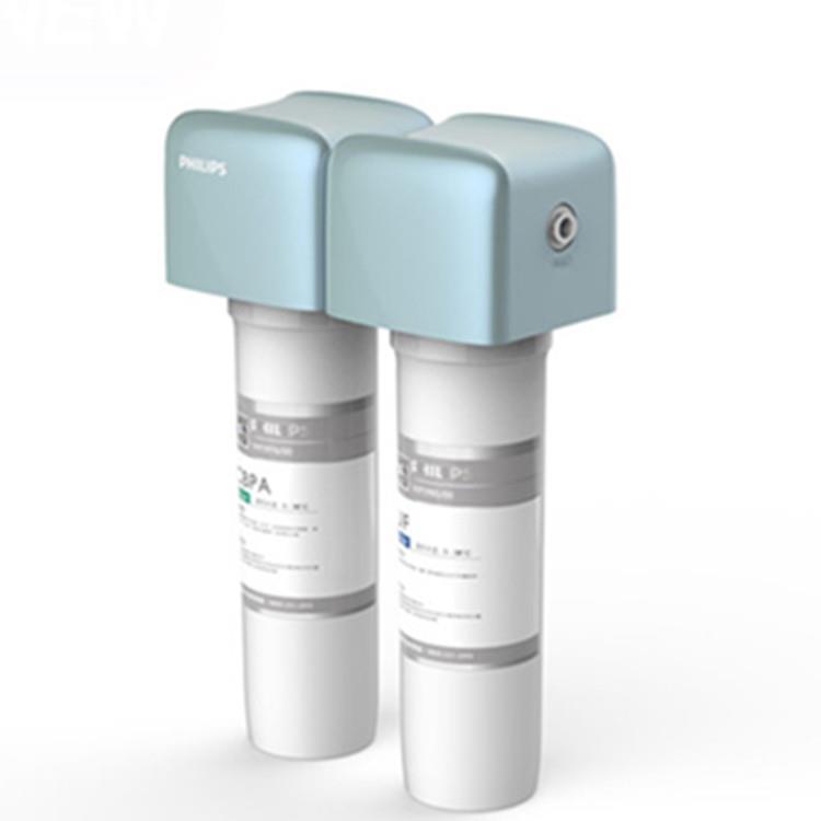 【飛利浦 PHILIPS】三重濾淨 櫥下型超濾淨水器(WP4141)送專用濾芯**1