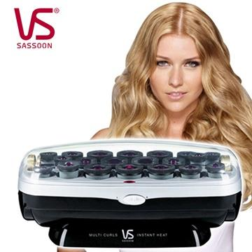 【VS 沙宣】快熱電熱髮捲套裝20捲 VSCHV21W