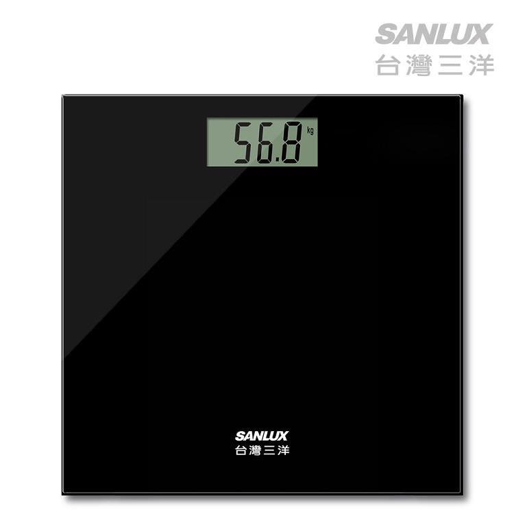 SANLUX台灣三洋 數位體重計 (SYES-301)