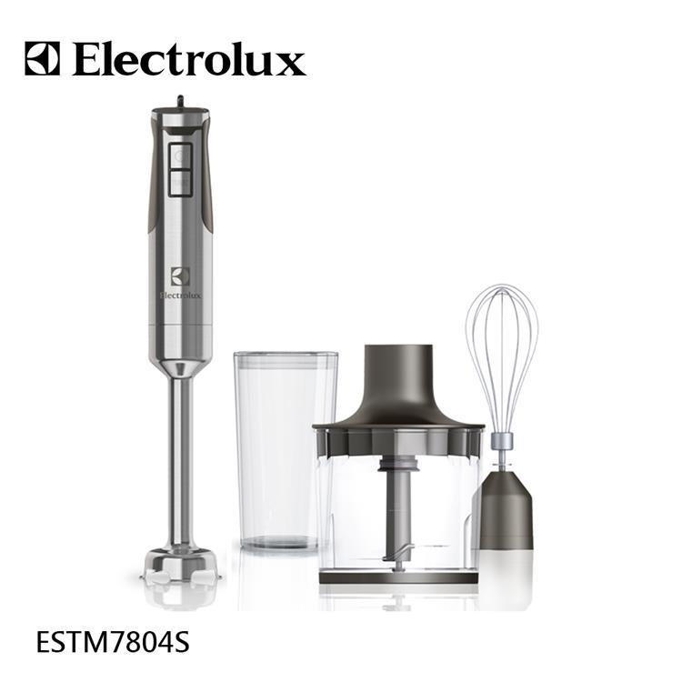 【Electrolux伊萊克斯】設計家系列手持式攪拌棒 ESTM7804S
