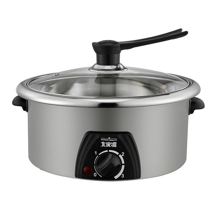 大家源- 4.0L 304不鏽鋼料理鍋 TCY-3709