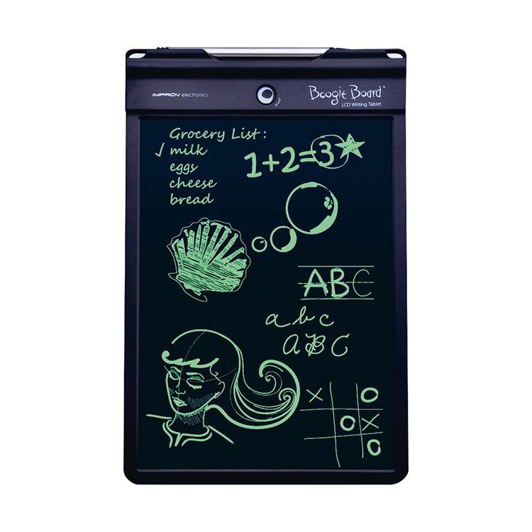 Boogie Board 10.5吋 Plus 手寫塗鴉板 - 內斂黑