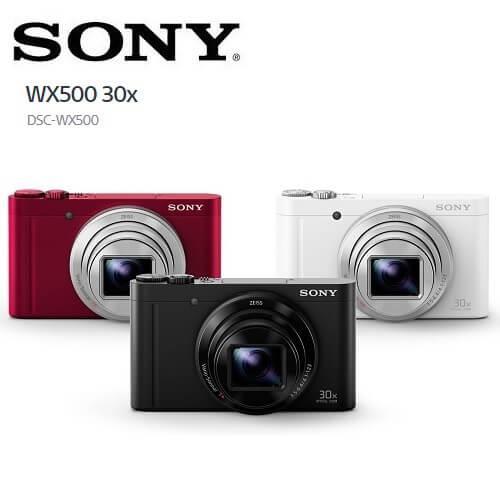 SONY WX500 數位相機 Wi-Fi / NFC 無線傳輸