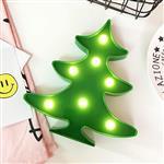 白雲朵聖誕樹LED造型燈/裝飾燈/氣氛燈(聖誕樹)