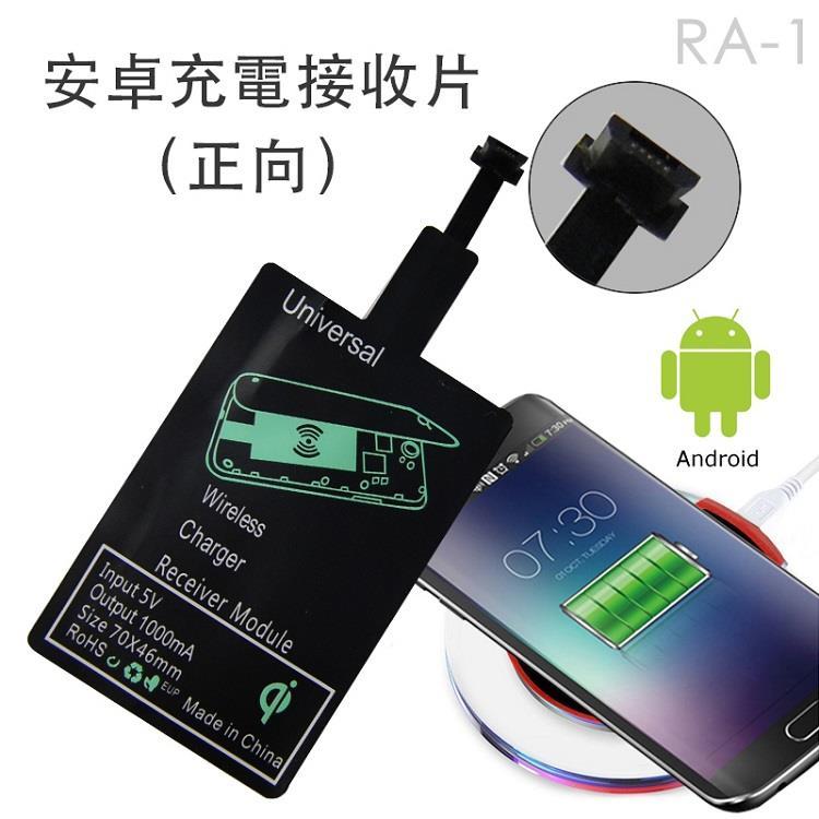 CORAL RA-1 安卓充電接收片(正向)