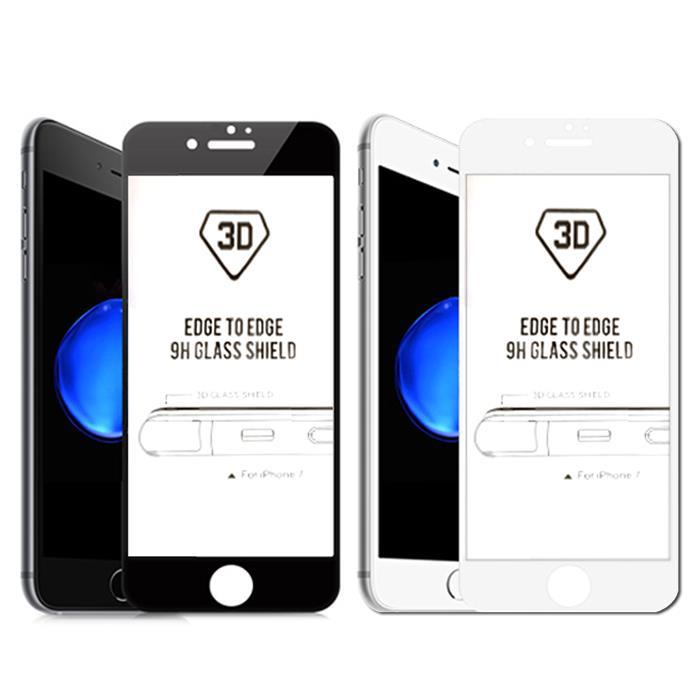 【Q&K】康寧材質iPhone7/8 (4.7吋)鋼化玻璃保護貼