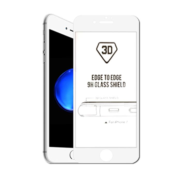 【Q&K】康寧材質iPhone7(4.7吋)鋼化玻璃保護貼