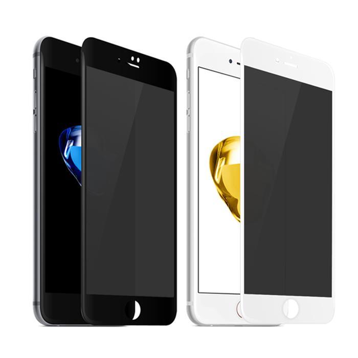 【Q&K】防窺滿版iPhone7/8(4.7吋)螢幕保護貼