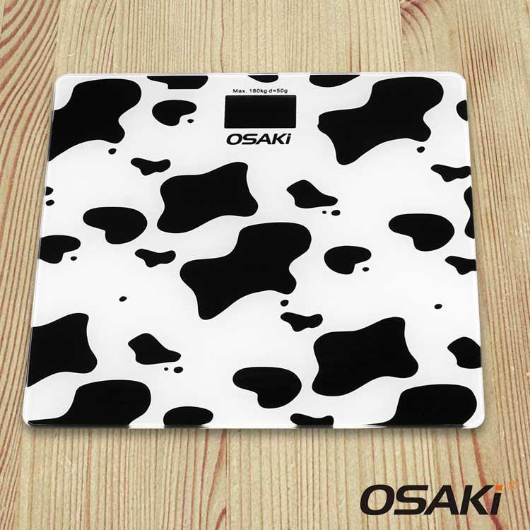 OSAKI彩繪液晶體重計OS-ST601