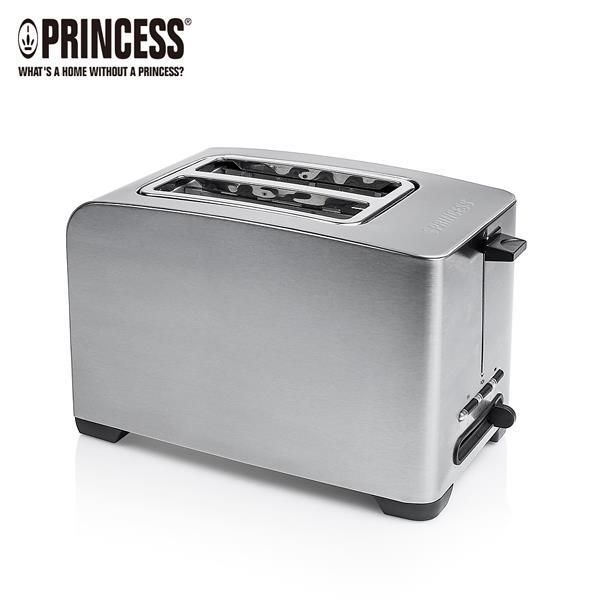 【Princess】荷蘭公主不鏽鋼厚薄片烤麵包機142356