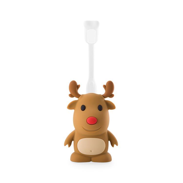 Bone公仔行動電源6700mAh+ LED 燈組-麋鹿